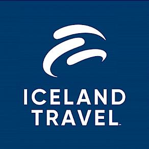 Lógó Iceland Travel sem er viðskiptavinur g-events.
