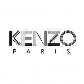 The logo of KENZO which is g-events dmc | pco client.
