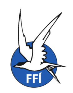The logo of flight attendant association of Iceland which is g-events dmc | pco client.