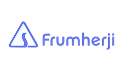 The logo of Frumherji which is g-events dmc | pco client.