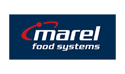 The logo of Marel, Iceland´s biggest company, which is g-events dmc | pco client.