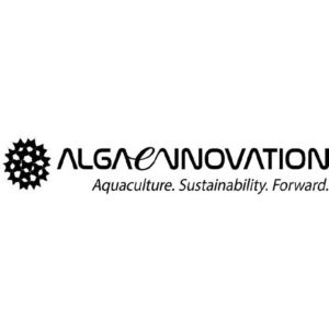 The logo of Algaennovation which is g-events dmc | pco client.