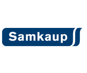 The logo of Samkaup one of Iceland´s biggest retailers which is g-events dmc | pco client.