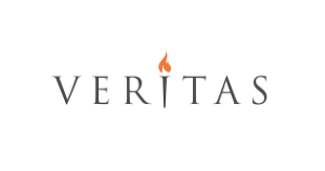 The logo of Veritas which is g-events dmc | pco client.